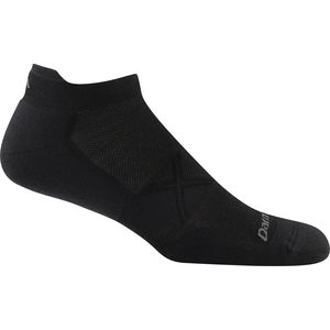 Darn Tough Vertex Solid No Show Tab Ultra-Light Cushion Sock - Men's