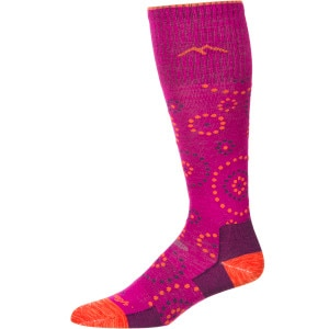 Darn Tough Merino Wool Over-The-Calf Ultra-Light Ski Sock - Women's