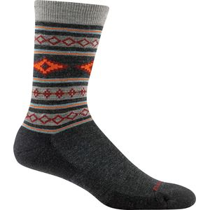 Darn Tough Santa Fe Light Cushion Crew Socks - Men's