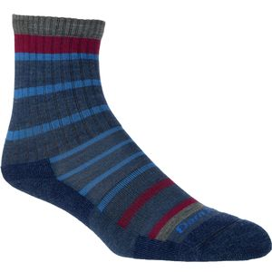 Darn Tough Merino Wool Via Ferrata Jr. Light Cushion Micro Crew Sock - Boys'