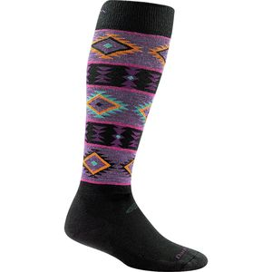 Darn Tough Taos Merino Wool Over-The-Calf Cushion Sock - Women's