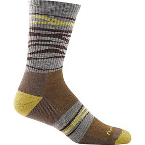 Darn Tough Switchback Micro Crew Light Cushion Sock - Men's
