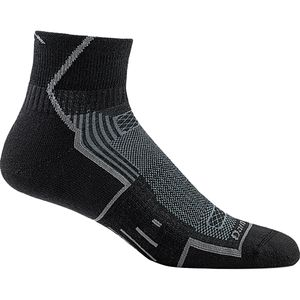 Darn Tough Grit 1/4 Light Cushion Sock - Men's