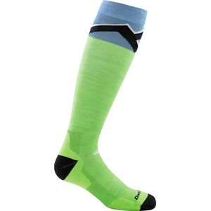 Darn Tough Mountain Top Jr OTC Cushion Ski Sock - Kids'