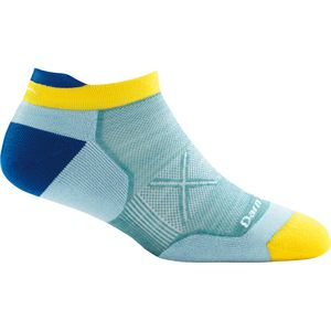 Darn Tough Vertex Stripe No Show Tab Ultra-Light Sock - Women's