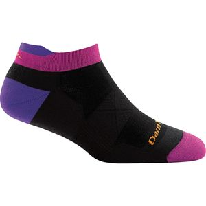 Darn Tough Vertex No Show Tab UL Cushion Running Sock - Women's