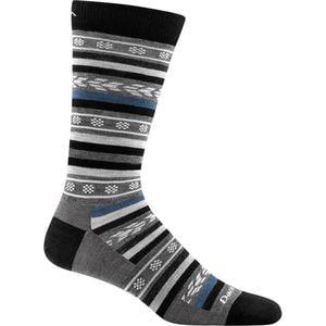 Brogue Crew Light Sock - Men's