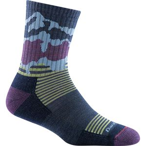 Darn Tough Three Peaks Jr Micro Crew Light Cushion Sock - Kids'