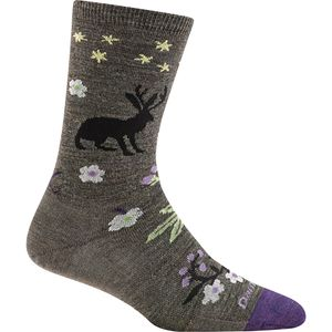 Darn Tough Folktale Crew Light Sock - Women's