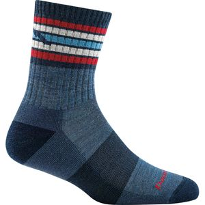 Darn Tough Kelso Jr Micro Crew Light Cushion Hiking Sock - Kids'