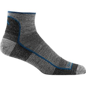 Darn Tough Merino Wool Mesh 1/4 Ultra-Light Running Sock - Men's