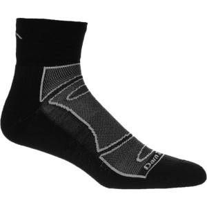 Darn Tough True Seamless 1/4 Light Cushion Sock