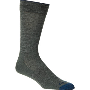 Darn Tough Solid Crew Light Sock - Men's