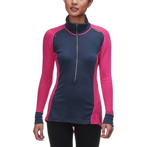 Devold Wool Mesh 1/2-Zip Neck Top - Women's
