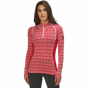 Devold Alnes 1/2-Zip Neck Top - Women's