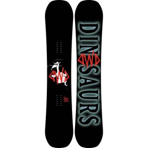 Dinosaurs Will Die Rat Snowboard - Men's