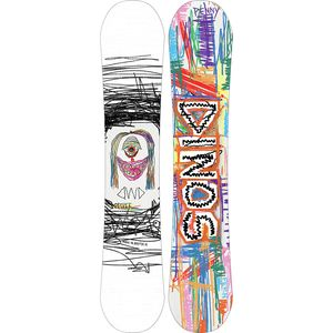 Dinosaurs Will Die Geeves Snowboard - Wide