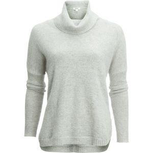 Dylan Rib Trim Turtleneck Top - Women's