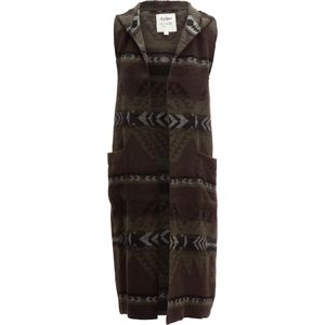 Dylan Beacon Blanket Vest - Women's