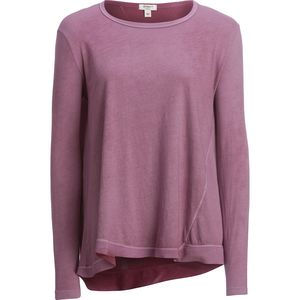 Dylan Topanga Loose Long-Sleeve T-Shirt - Women's
