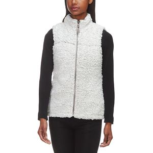 Dylan Frosty Tipped Stadium Vest - Women's