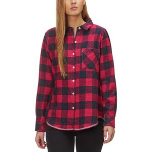 Dylan Vintage Buffalo Checks Long-Sleeve Sleep T-Shirt - Women's