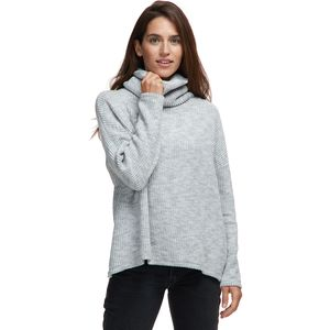 Dylan Cloud Tipped Cord Drop Shoulder Pullover - Women's