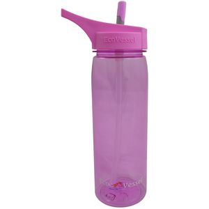 Eco Vessel Aqua Vessel Ultra Lite Tritan Filtration Bottle - 25 oz