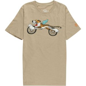 Endurance Conspiracy Flying Tiger T-Shirt - Short-Sleeve - Men's