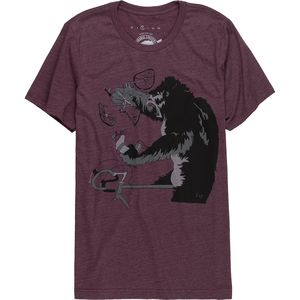 Endurance Conspiracy Kong Attacks T-Shirt - Short-Sleeve - Men's
