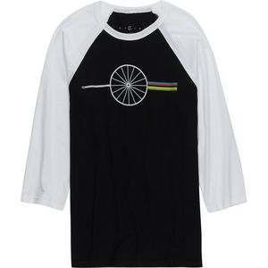 Endurance Conspiracy Dark Side Of Worlds Raglan T-Shirt - Men's