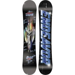 Endeavor Snowboards High 5 Series Snowboard - Wide