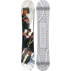 Endeavor Snowboards Run DMC Snowboard - Wide