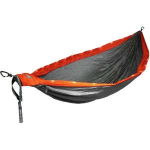 Eagles Nest Outfitters DoubleNest LED Hammock Best Price