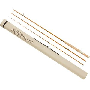 Echo Echo Glass Fly Rod - 3-Piece