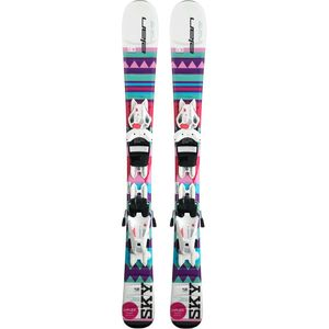 Elan Sky QS Ski with EL 4.5 AC Binding - Kids'