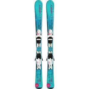 Elan Starr QS Ski with EL 4.5 AC QS Binding - Kids'
