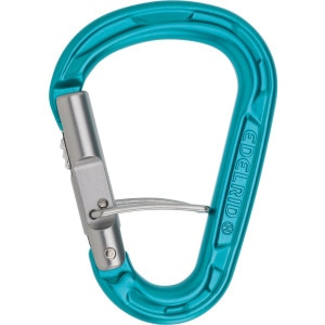 Edelrid HMS Strike SafeLock Locking Carabiner