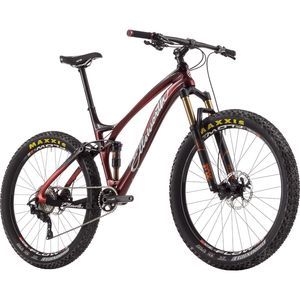 Ellsworth Epiphany 27.5 Plus XT 1x Complete Mountain Bike - 2016
