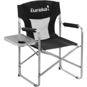 Eureka Directors Chair with Side Table