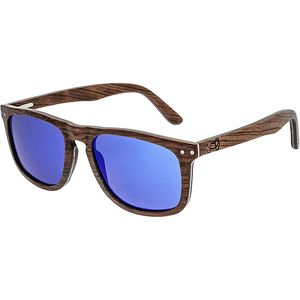 Earth Wood Pacific Polarized Sunglasses