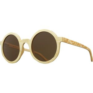 Earth Wood Canary Sunglasses