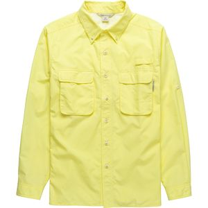 ExOfficio Air Strip Long-Sleeve Shirt - Men's