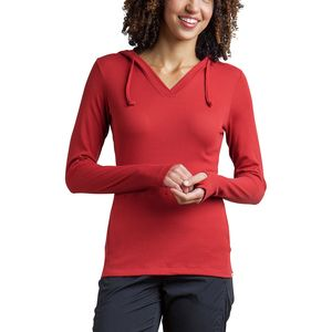 ExOfficio BugsAway Lumen Pullover Hooded Shirt - Women's
