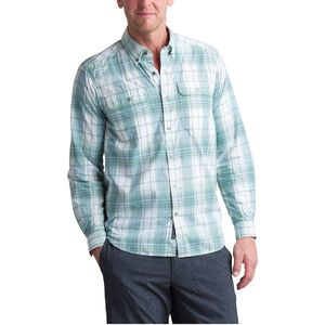 ExOfficio Ventana Long-Sleeve Plaid Shirt - Men's