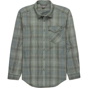 ExOfficio Okanagan Mini Check Shirt - Long-Sleeve - Men's