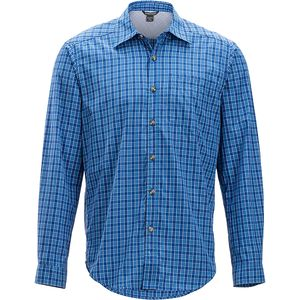 Salida Check Long-Sleeve Shirt - Men's