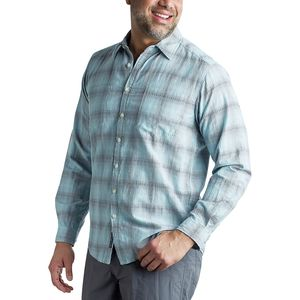 ExOfficio BugsAway Poros Plaid Long-Sleeve Shirt - Men's