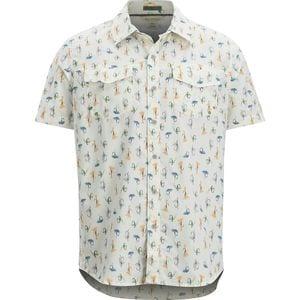 Estacado Short-Sleeve Shirt - Men's