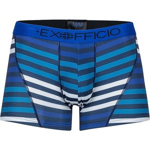 ExOfficio Give-N-Go Sport Mesh Print 6in Boxer Brief - Men's